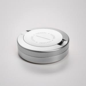 The Can Silver Nicco Jar