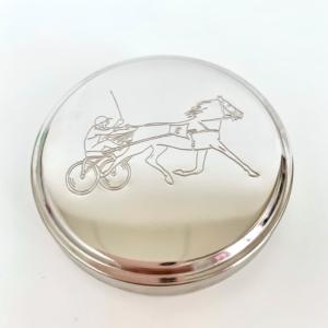 Nicco Jar Trotting Horse