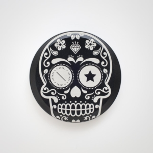 Black Scull slim can niccojar