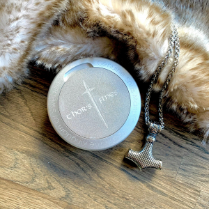 Thors Finest silver snus can